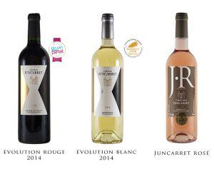 Assortiment Evolution 2014 (3 bouteilles)