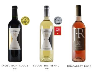 Assortiment Evolution 2015 (3 bouteilles)