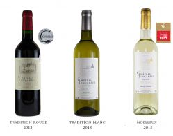 Assortiment Tradition Rouge/Blanc (3 bts)